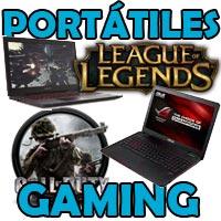 portátiles gaming