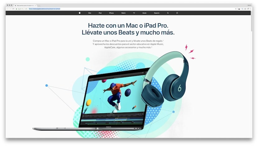 Mac para estudiantes