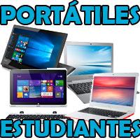 portátiles para estudiantes