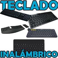 teclado inalámbrico