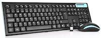 Combo teclado + ratón Jelly Comb