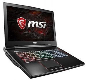 MSI Titan Pro