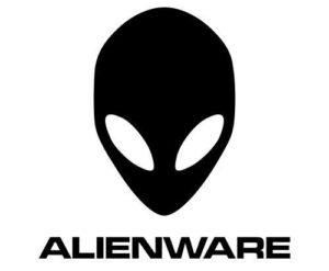 Logotipo de alienígena