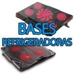 Base refrigeradora portátil