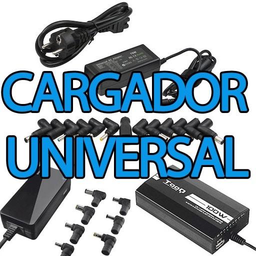 Guía de compra de cargador universal para portátil