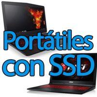 Guía de compra de portátiles con SSD