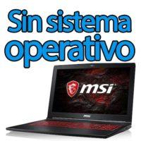 Guía de compra de portátiles sin sistema operativo