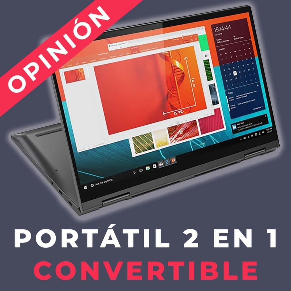 Computadores portáteis 2 em 1 conversíveis