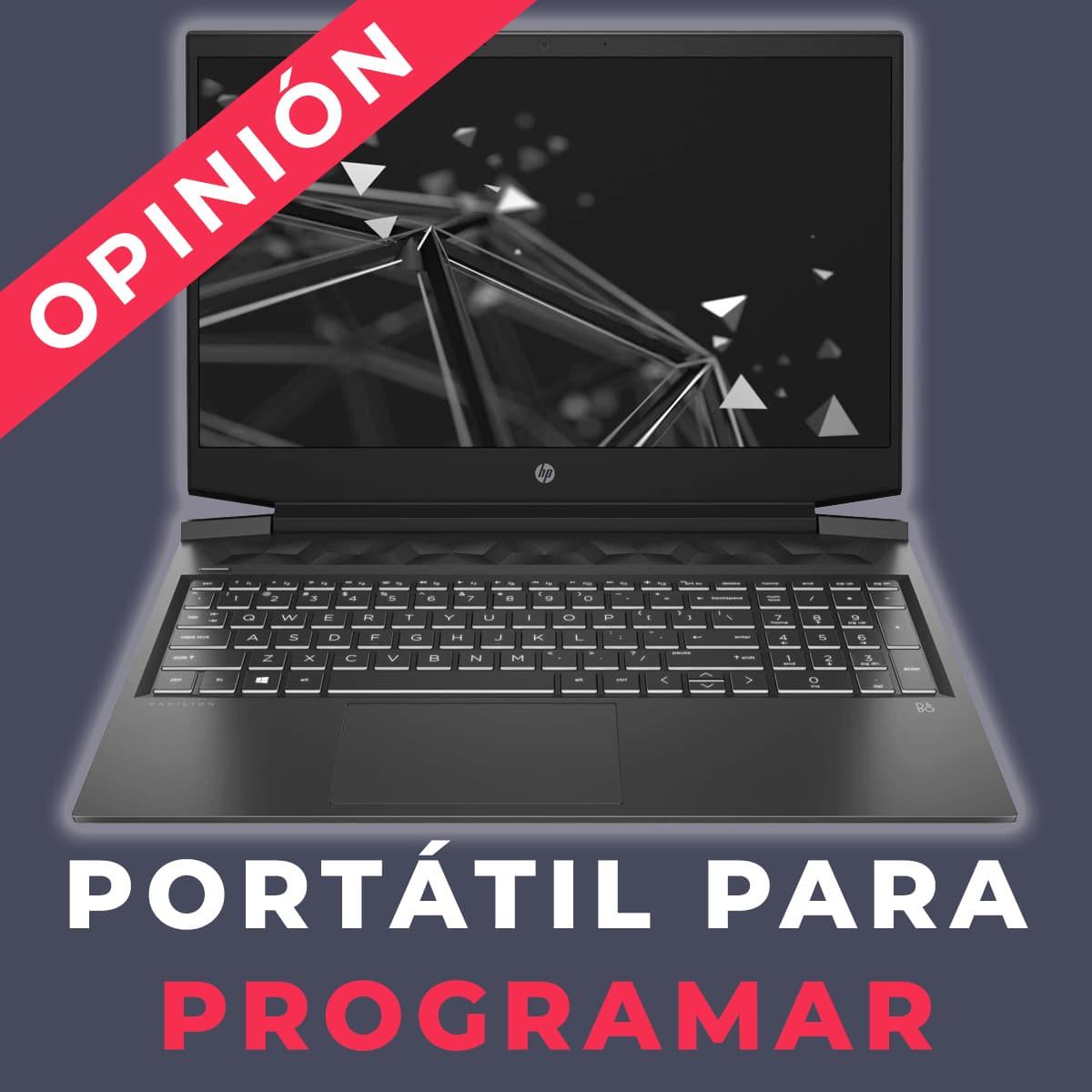 portatil para programar