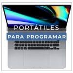 Portátil para programar
