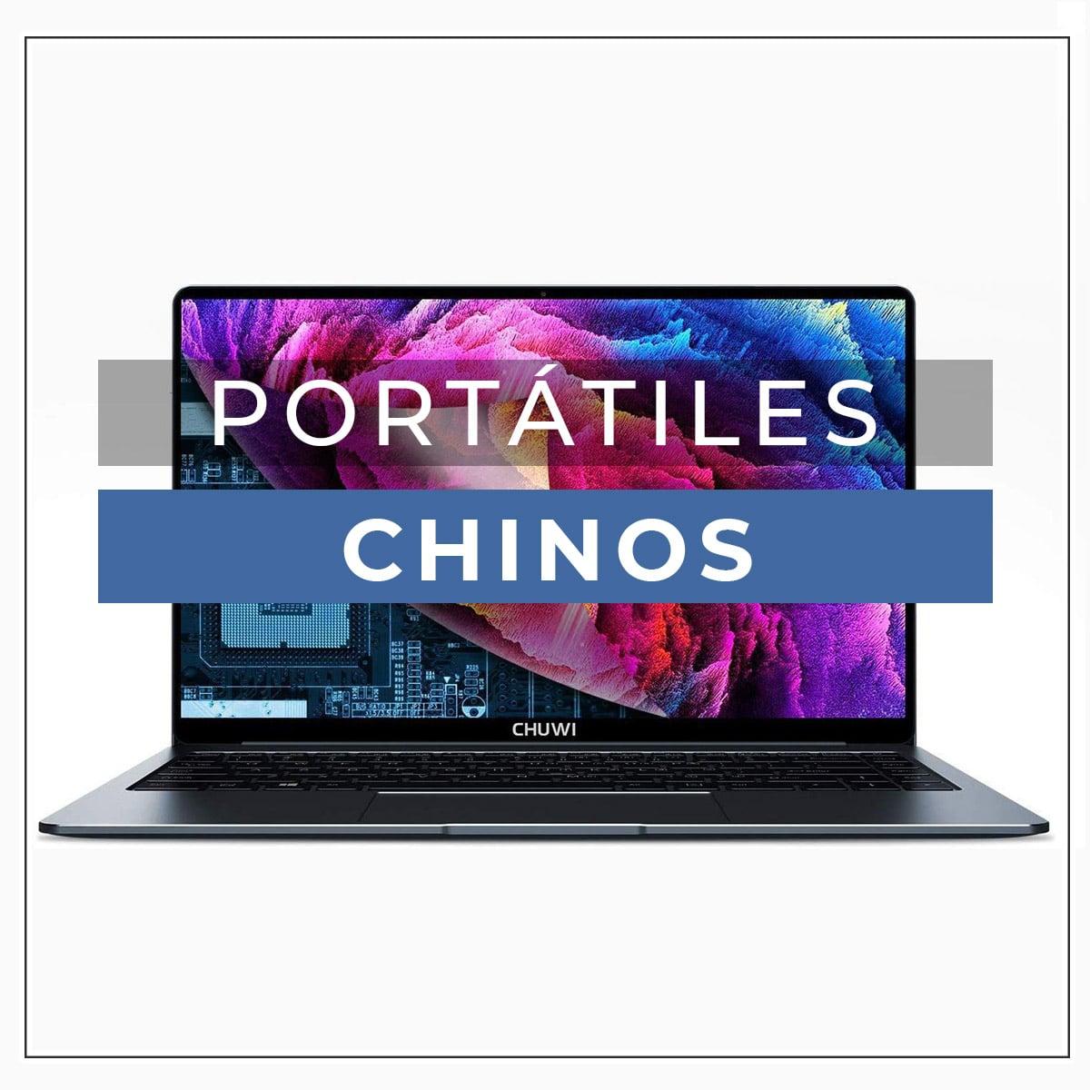 portatiles chinos