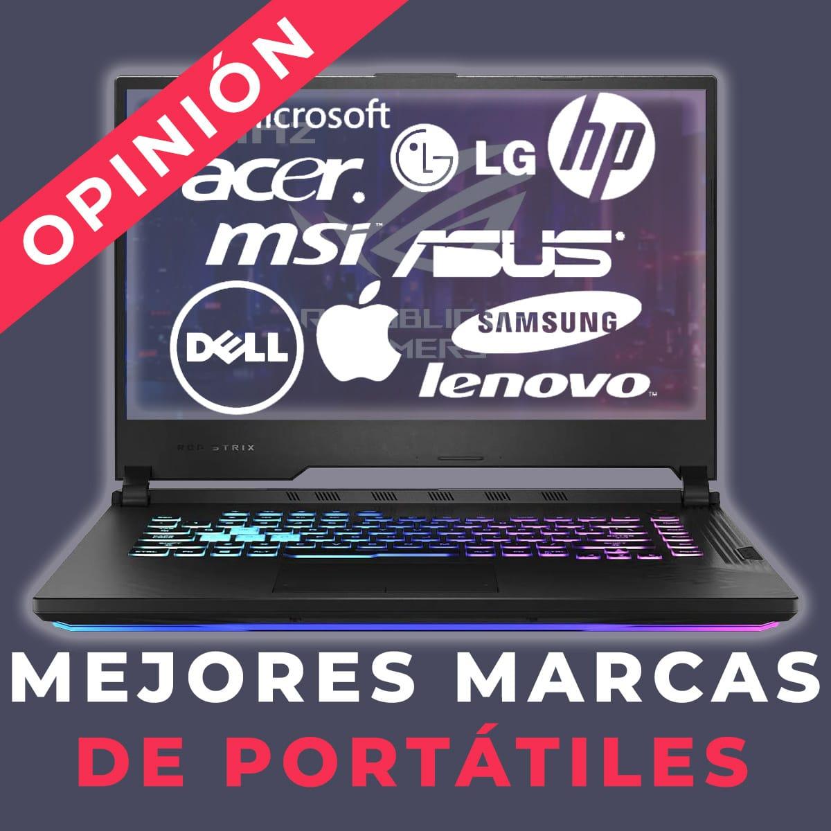 melhores marcas de computadores portáteis
