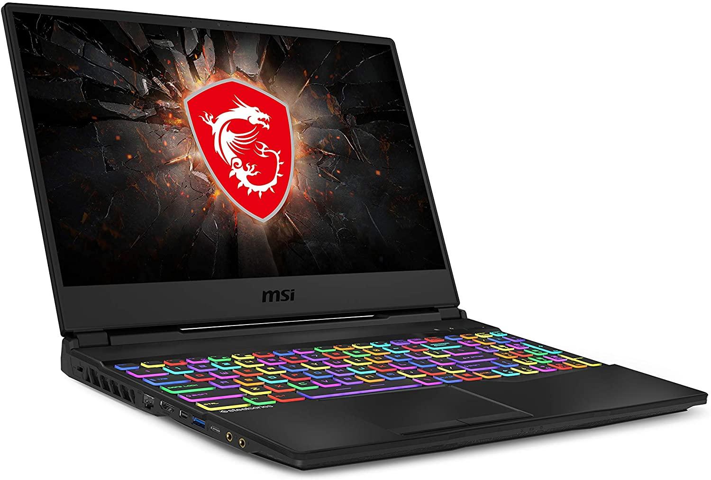 Laptop MSI reformado