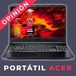 Portátil Acer