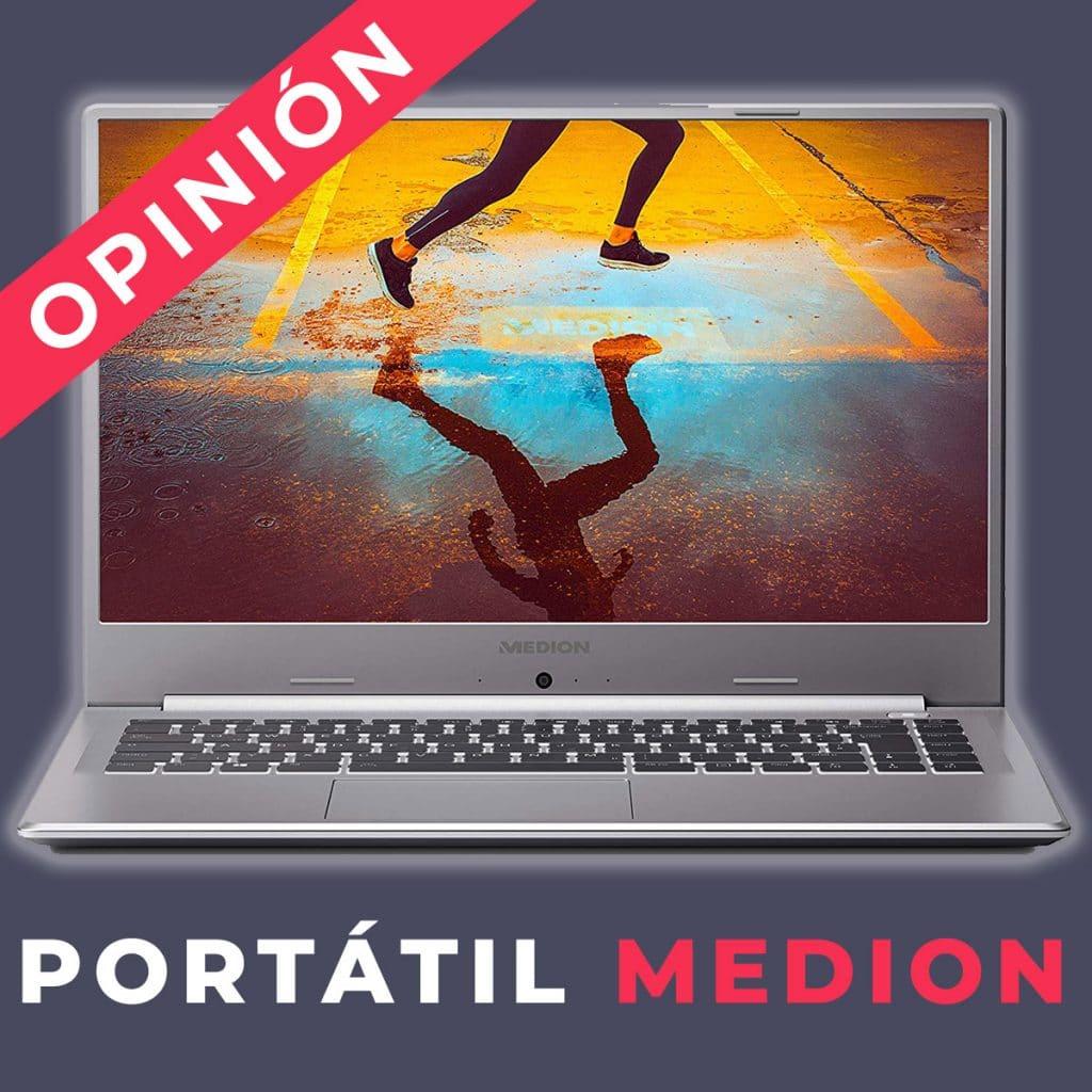 Portátil Medion