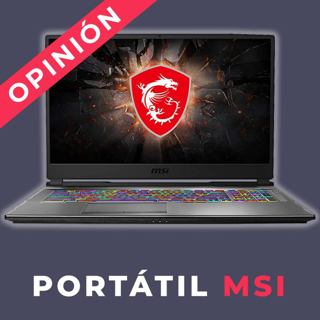 MSI Portátil