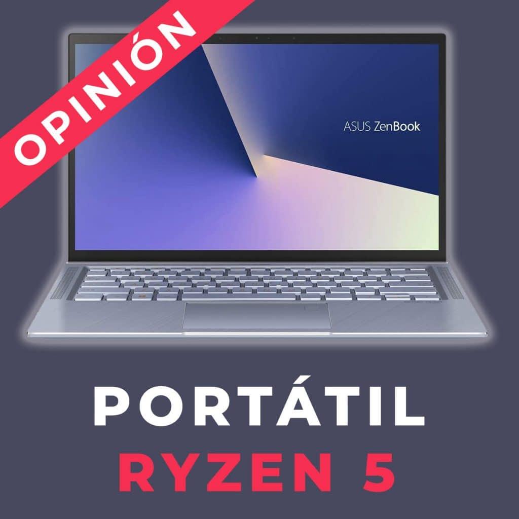 Portátil Ryzen 5