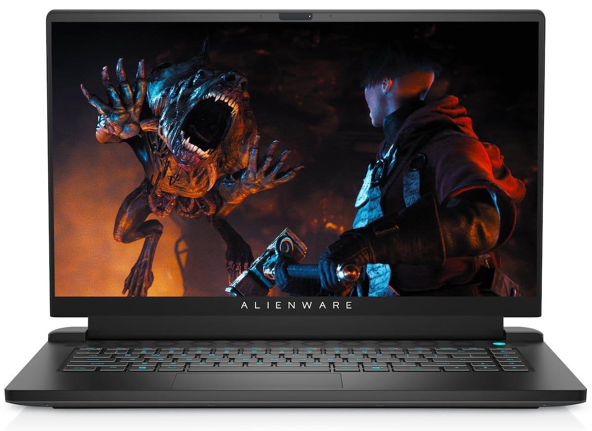 computador portátil alienígena