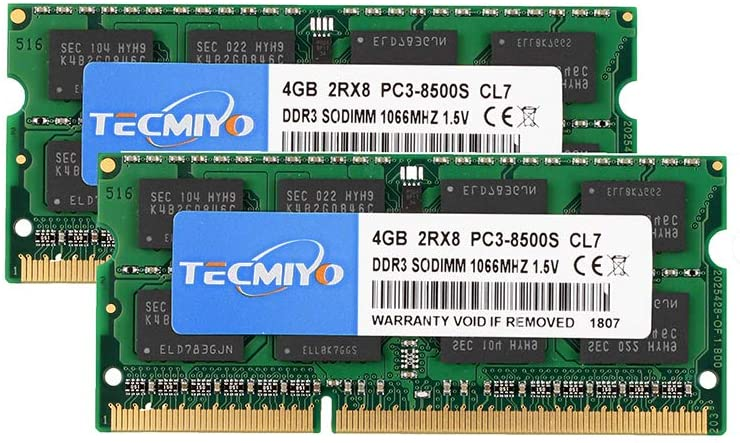 memória ram de laptop
