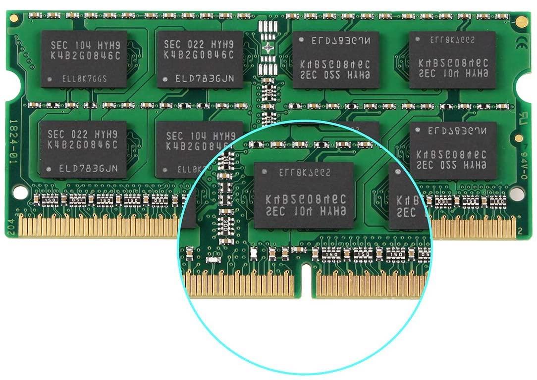 módulo de memória ram estendida