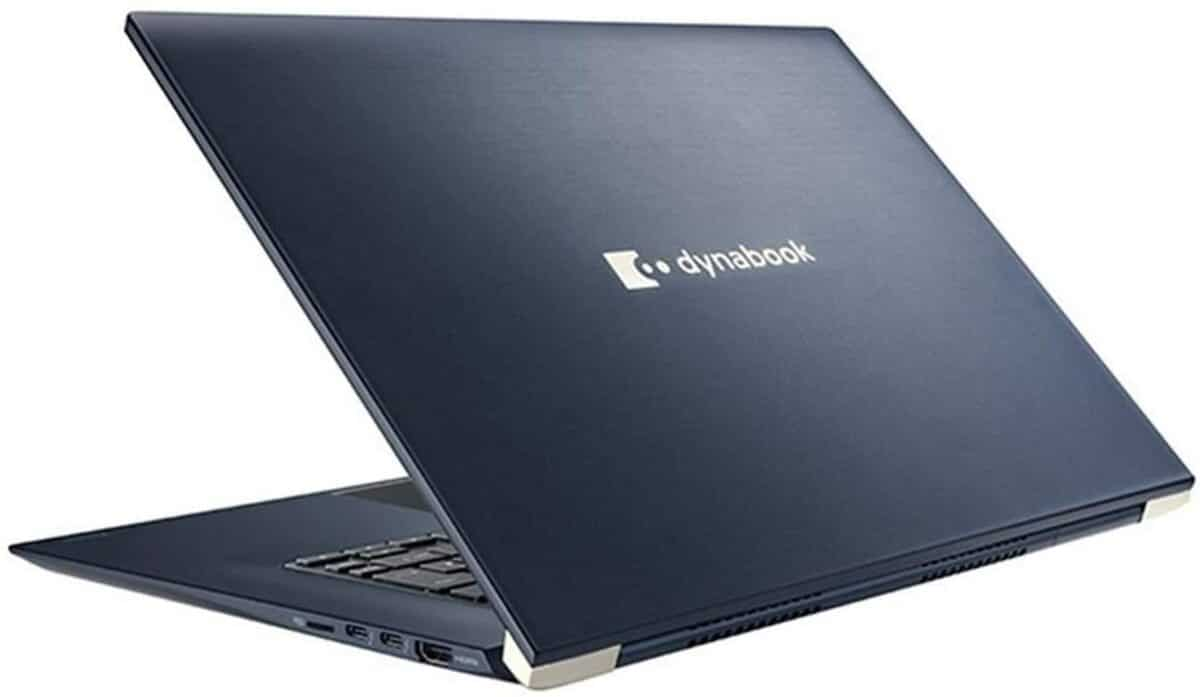 toshiba dynabook laptop