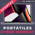 Segunda-feira cibernética em computadores portáteis